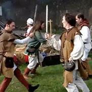 La danse des épées